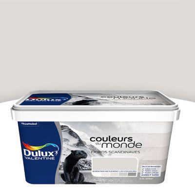 Peinture Multi Supports Dulux Valentine Couleurs Du Monde Fjords Scandinaves Pastel Satin 2 5l Castorama