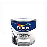 Peinture multi-supports DULUX VALENTINE Couleurs du monde fjords scandinaves pâle satin 0,5L