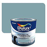 Peinture multi-supports Dulux Valentine Couleurs du monde île du Pacifique intense satin 0,5L