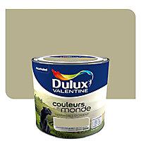 Peinture multi-supports Dulux Valentine Couleurs du monde Terrasses d'Orient intense satin 0,5L