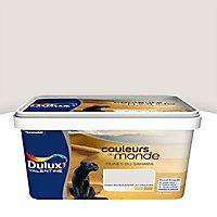 Peinture multi-supports DULUX VALENTINE Couleurs du monde dunes du sahara pâle satin 2,5L