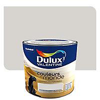 Peinture multi-supports Dulux Valentine Couleurs du monde dunes du Sahara pastel satin 0,5L