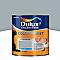 La Peinture murs et boiseries Dulux Valentine Color resist gris acier aspect mat de 1L