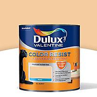 La peinture murs et boiseries Dulux Valentine Color resist beige aurore aspect mat de 1L