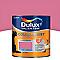 La peinture murs et boiseries Dulux Valentine Color resist ultra rose mat 1L