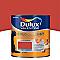 Peinture murs et boiseries Dulux Valentine Color resist rouge feu mat 1L