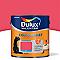 Peinture murs et boiseries DULUX VALENTINE Color resist rouge eternel mat 2,5L