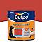 Peinture murs et boiseries DULUX VALENTINE Color resist rouge feu mat 2,5L