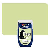 Testeur peinture murs et boiseries Dulux Valentine vert fluorine 30ml