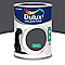 Peinture murs et boiseries Dulux Valentine Crème de couleur poivre satin 1,25L