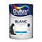 Peinture Dulux Valentine murs et plafonds blanc mat 5L