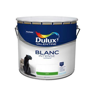 Peinture Dulux Valentine Murs Et Plafonds Blanc Satin 10l Castorama