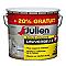 Sous-couche universelle multi-supports Julien 10L + 20% gratuit