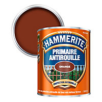 Primaire antirouille Hammerite orange 0,75L