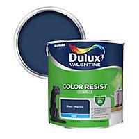Peinture cuisine Dulux Valentine bleu marine mat 2,5L