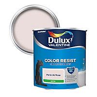 Peinture salle de bain Dulux Valentine perle de rose satin 2,5L