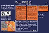 Peinture murs et boiseries Dulux Valentine Color Resist béton clair mat 0,75L