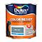 Peinture murs et boiseries Dulux Valentine Color Resist bleu gris mat 2,5L