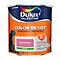 Peinture murs et boiseries Dulux Valentine Color Resist sorbet rose satin 2,5L