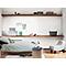 Peinture murs et boiseries Dulux Valentine Color Resist Mat blanc 5L