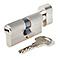 Cylindre de sécurité à bouton vachette 30x30mm
