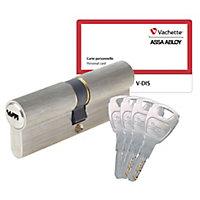 Cylindre de sécurité Vachette 30x50mm