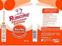 Détachant anti-rouille 100ml