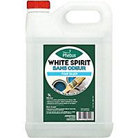White Spirit sans odeur 5 L