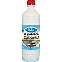 Alcool ménager senteur citron 1L