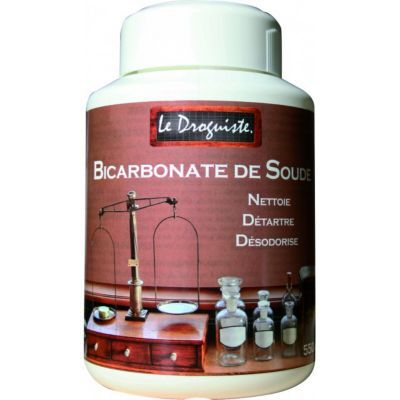 bicarbonate de soude le droguiste 550g castorama. Black Bedroom Furniture Sets. Home Design Ideas