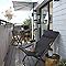 Fauteuil de relaxation Transabed XL Air Comfort new acier