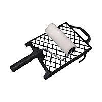 Rouleau mur/plafond anti-goutte + grille