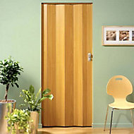 Porte extensible PVC citronnier Spacy 205 x 84 cm