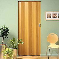 Porte extensible PVC citronnier Spacy 205 x 84 cm