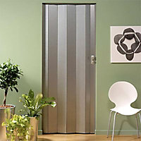 Porte extensible PVC aluminium Spacy 205 x 84 cm