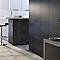Lambris PVC Element M Anthracite (vendu à la botte)