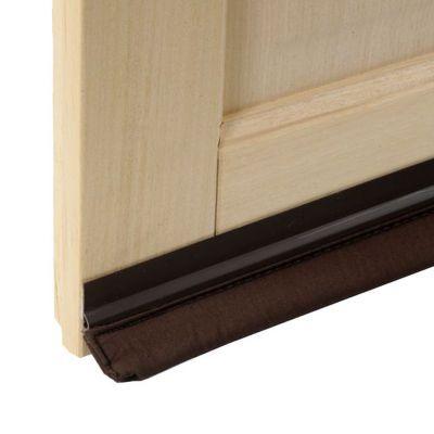 bas de porte sol irr gulier adh sif plasto marron 93 cm castorama. Black Bedroom Furniture Sets. Home Design Ideas