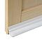 Bas de porte sol irrégulier adhésif PLASTO blanc 93 cm