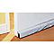 Bas de porte gros espaces à clouer PLASTO marron 93 cm
