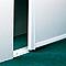 Joint de porte, fenêtre et placard coulissants blanc L.6 m