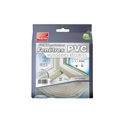 Joint Fenêtre Pvc Huisserie Récente Transparent +1Cm | Castorama