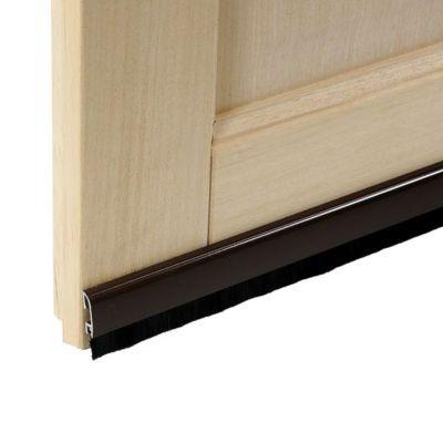 bas de porte triple iso marron 93cm castorama. Black Bedroom Furniture Sets. Home Design Ideas