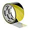 Bande de marquage SCOTCH noir et jaune, 50 mm x 33 m x 0,15 mm