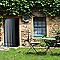 Moustiquaire de porte coton couleur 140 x 225 cm