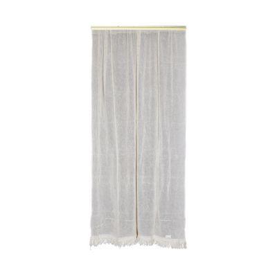 Moustiquaire coton 140 x 225 cm écru. Matière : Coton. Dimensions : 140 x h.225 cm.
