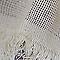 Moustiquaire de porte coton écru 140 x 225 cm