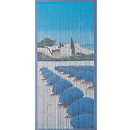 Rideau de porte Lavandin 90 x 200 cm