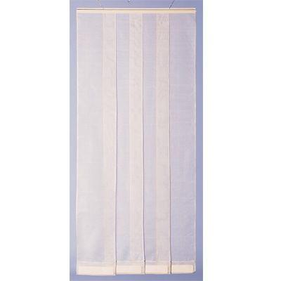 Rideau de porte Mosquito gris 100 x 220 cm