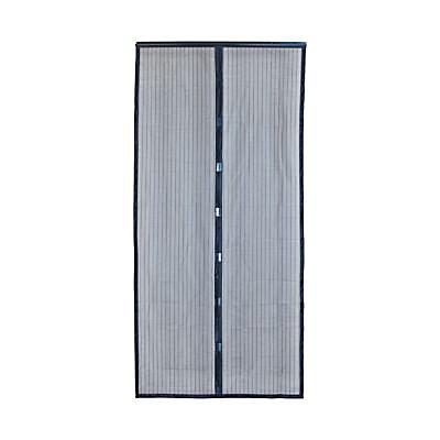 Moustiquaire De Porte Magnetique 100 X 220 Cm Castorama
