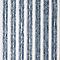 Rideau de porte chenilles gris et blanc 90 x 220 cm